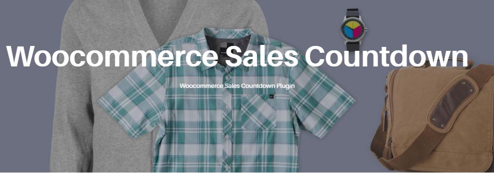 Sales Countdown Best WooCommerce Marketing Plugin