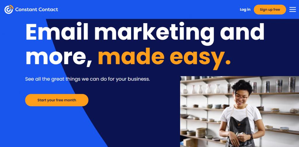 WooCommerce Constant Contact Marketing Plugin