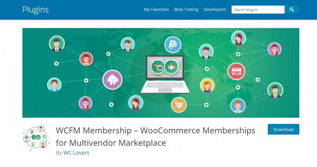 Multivendor Marketplace Membership System
