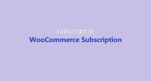 Subscriptio Plugin