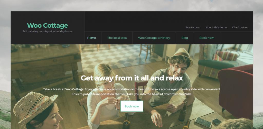 Hotel premium and free WooCommerce themes