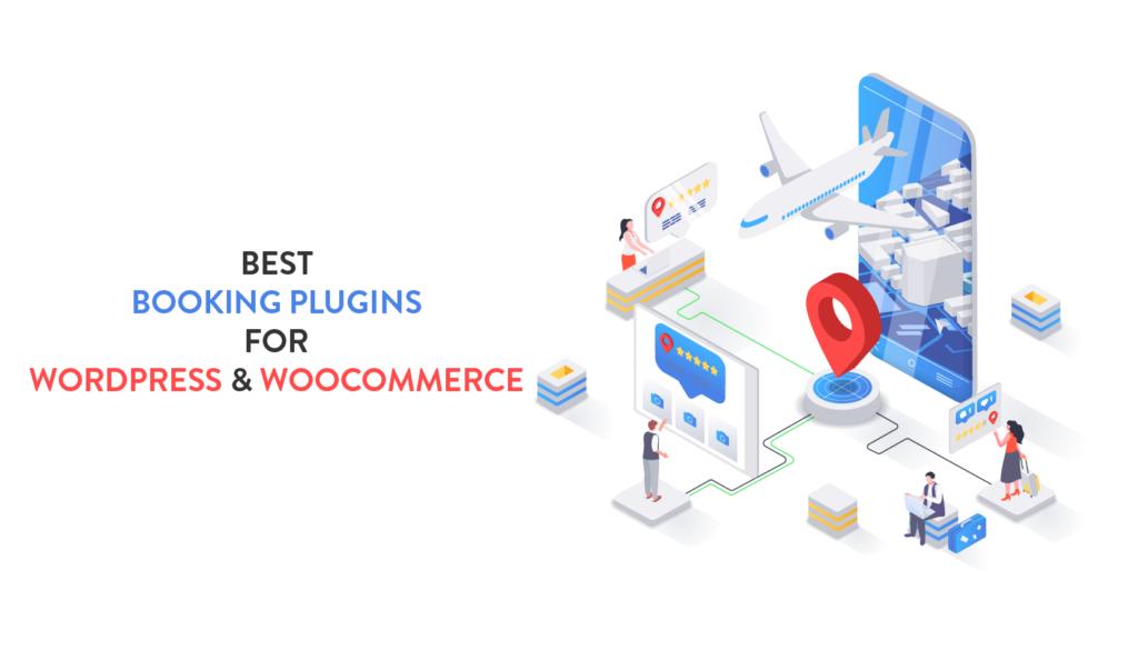 Best WooCommerce Booking Plugins