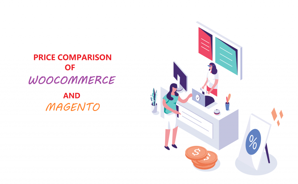 Price Comparison Woocommerce and Magento