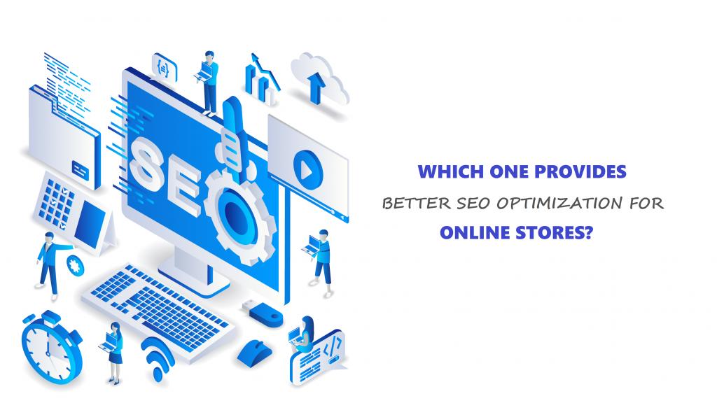 Better SEO Optimization WooCommerce vs Shopify