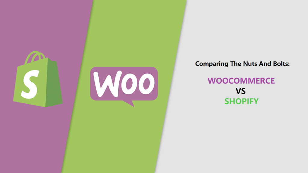 Comparison of WooCommerce And Shopify