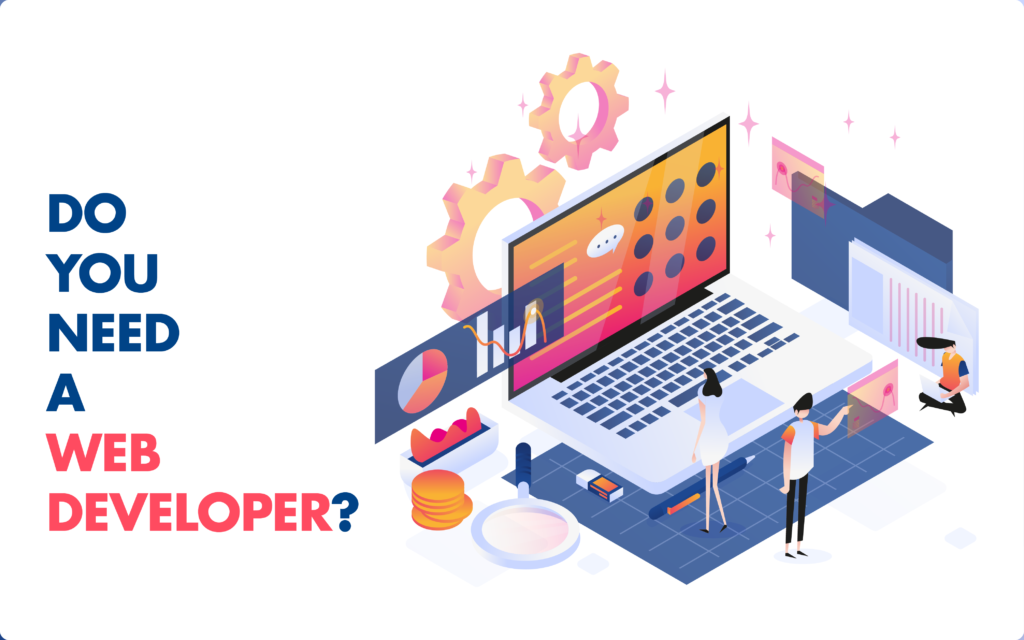 do you need a web developer?