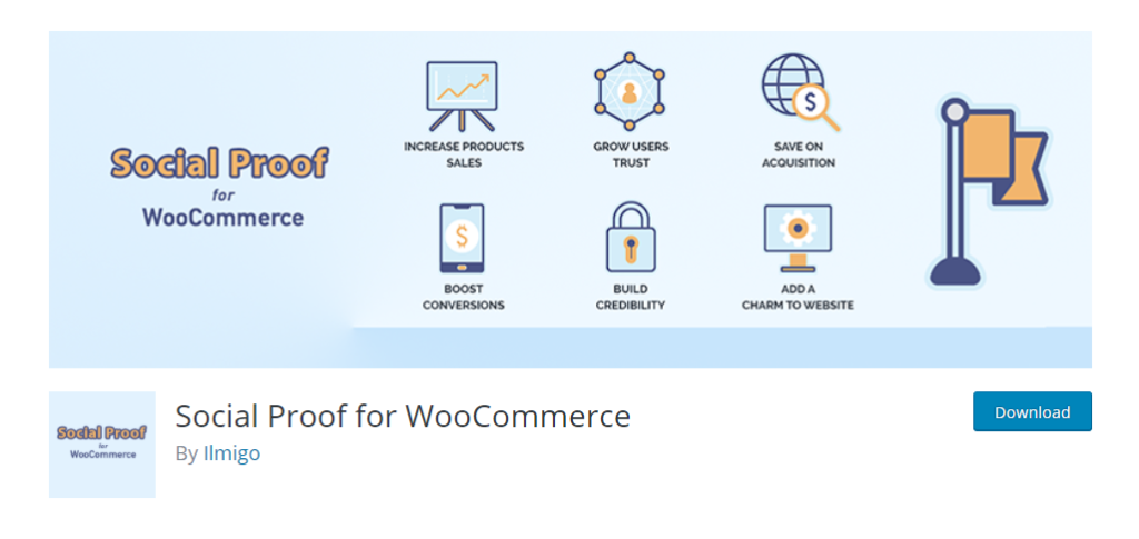 Social Proof For WooCommerce By Ilmigo