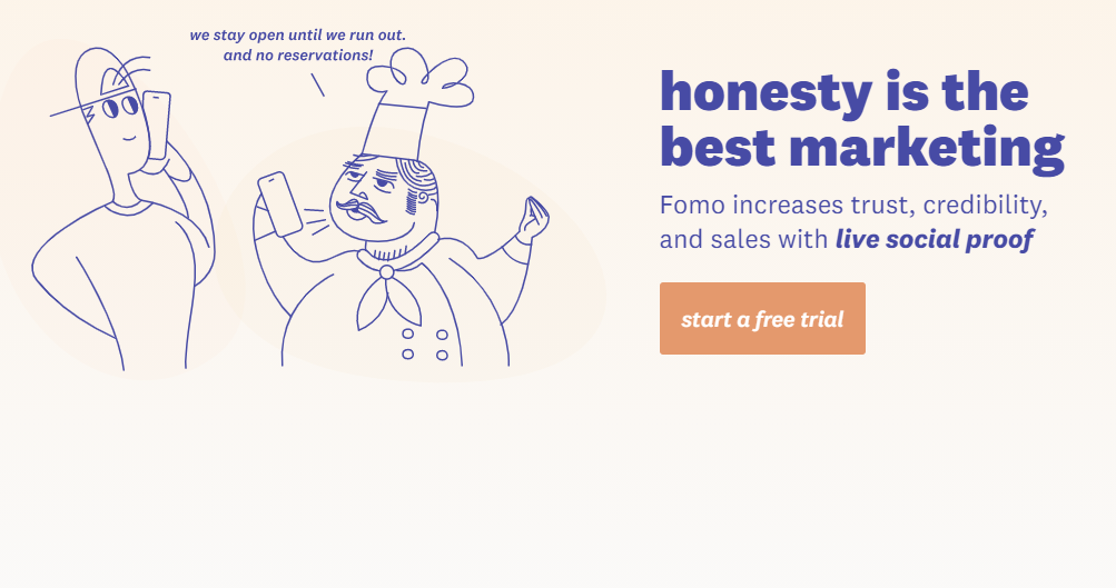 Fomo WooCommerce Social proof Plugin