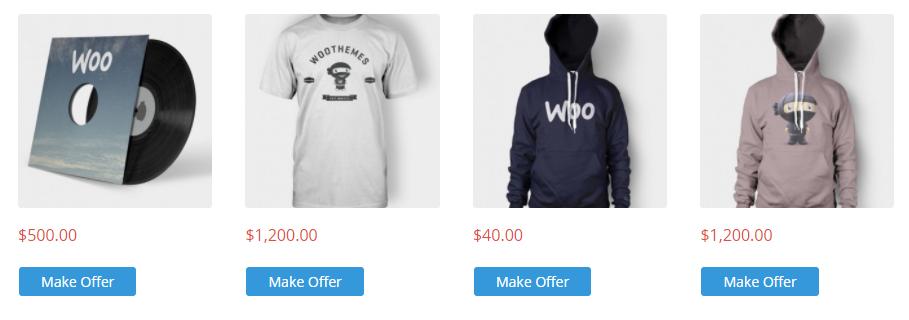 Make an Offer for WooCommerce by Festi-Team