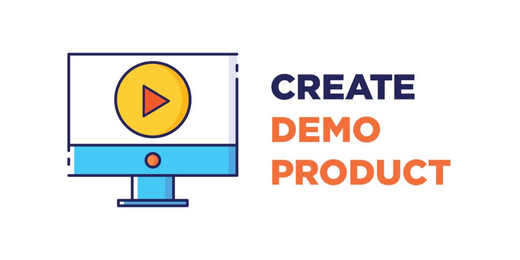 woocommerce digital downloads - create demo product