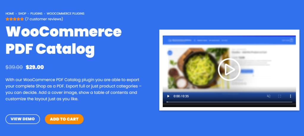 WooCommerce PDF