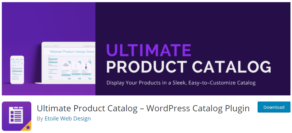 Product Catalog for WooCommerce