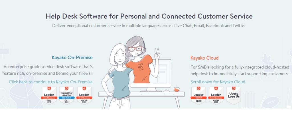 Kayako Services