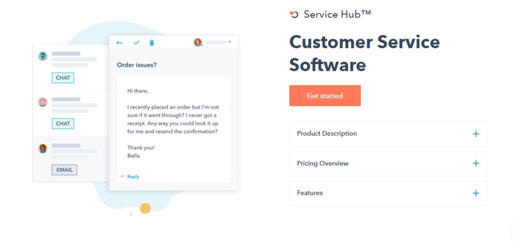 Hubspot Service Hub Plugin