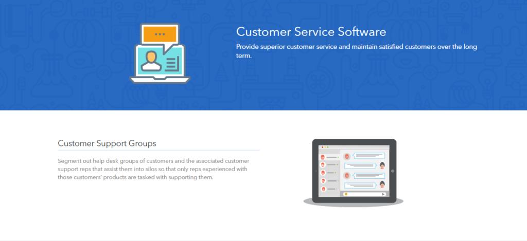 WooCommerce Customer Service Plugins - Agile CRM