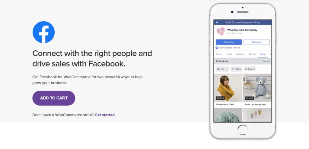 WooCommerce Facebook Marketing Extension