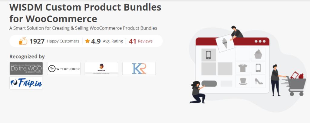 WISDM Product Bundles for WooCommerce