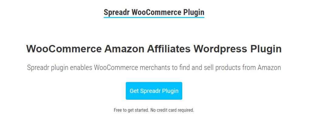 Spreadr WooCommerce Dropshipping Plugin
