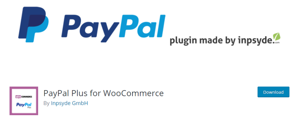 WooCommerce PayPal Plus