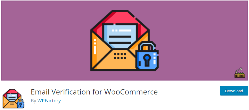 Email Verification for WooCommerce