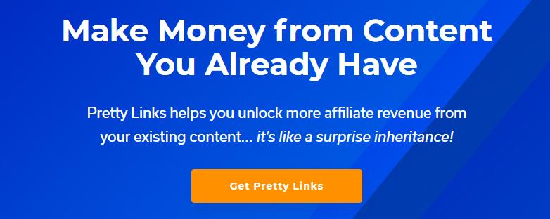 Pretty Links Affiliate Plugin