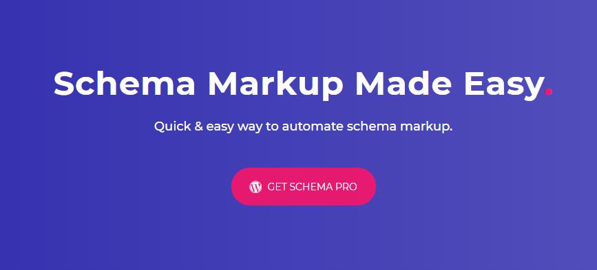 Schema Pro SEO Plugin