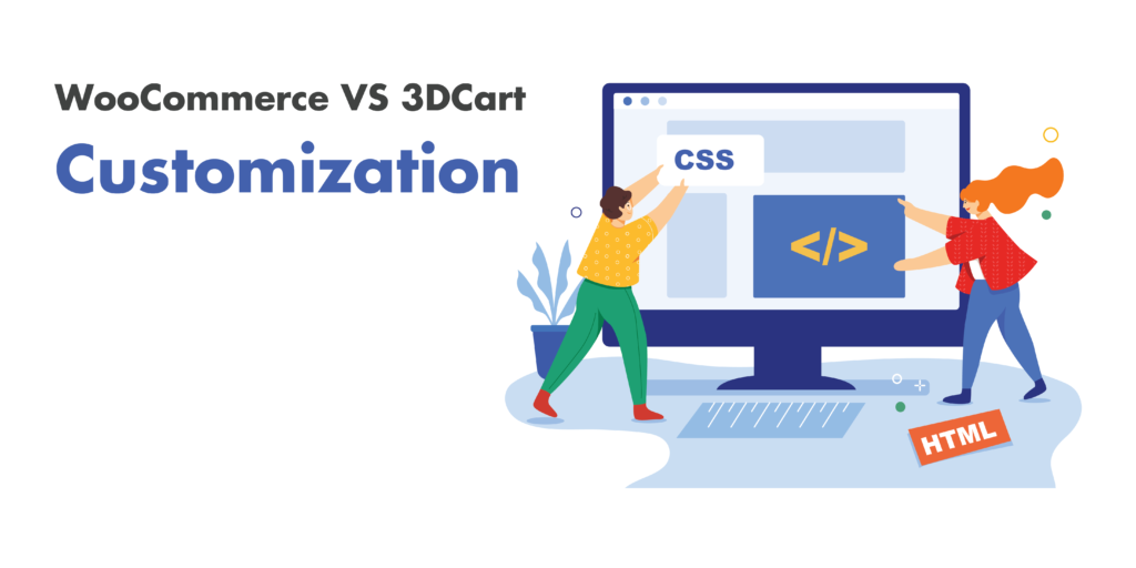 woocommerce and 3dcart: customization