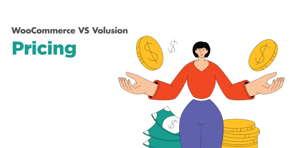 woocommerce and volusion: pricing