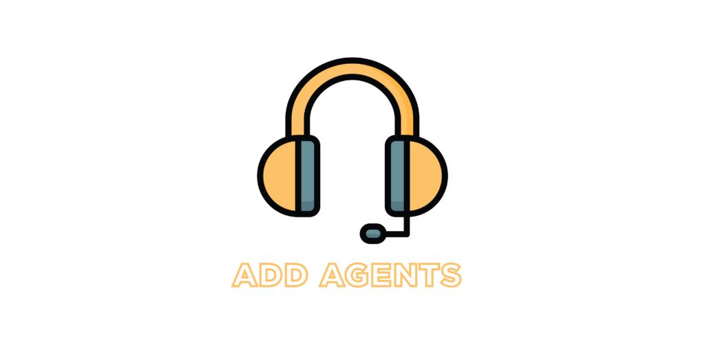 add agents