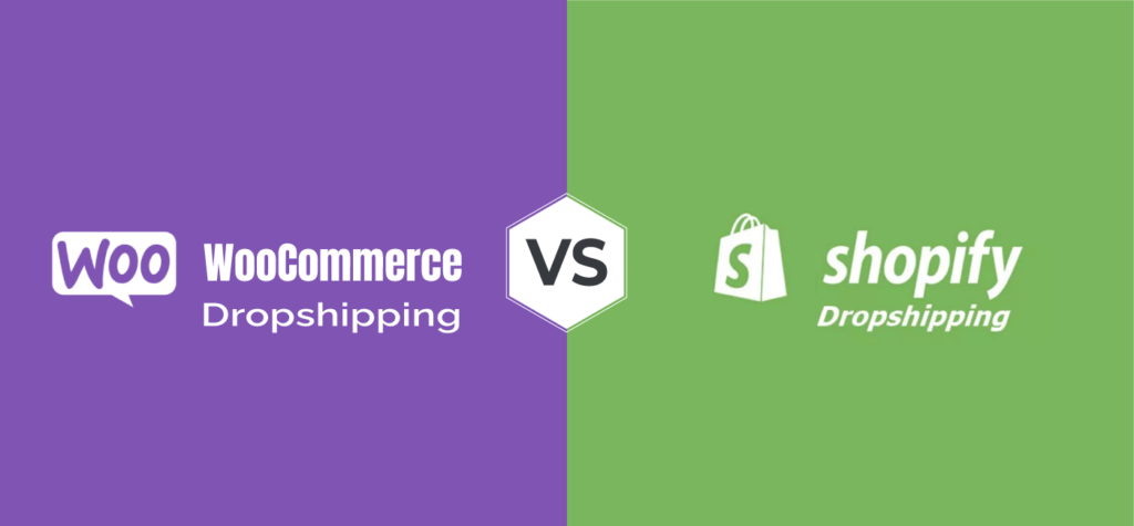 WooCommerce vs Shopify Dropshipping