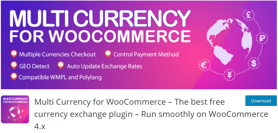 Multi-Currency