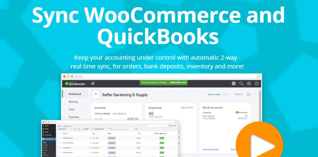 WooCommerce QuickBooks Integration - MyWorks